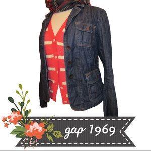 Gap 1969 Feminine Denim Jean Jacket